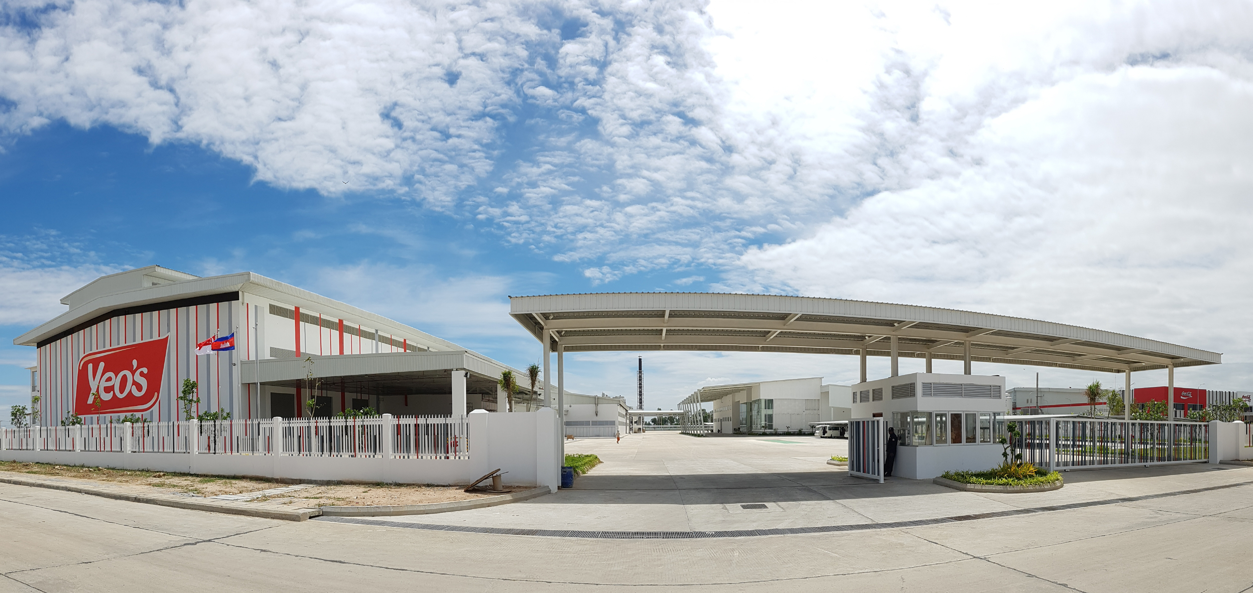 YHS PRODUCTION PLANT AT PHNOM PENH, CAMBODIA