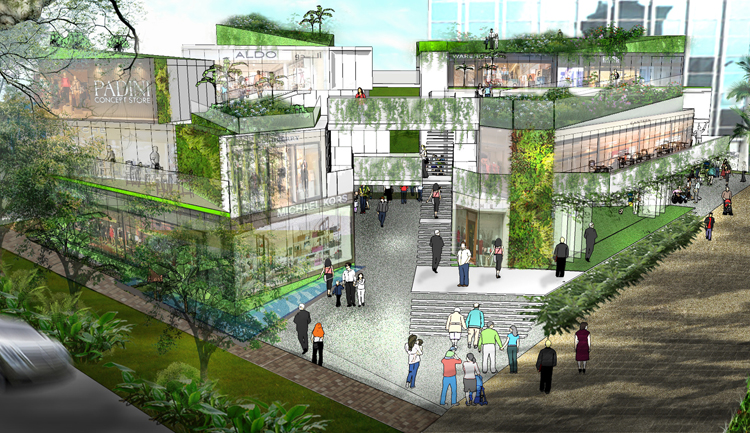 ORCHARD GREEN FEASIBLITY STUDIES, SINGAPORE