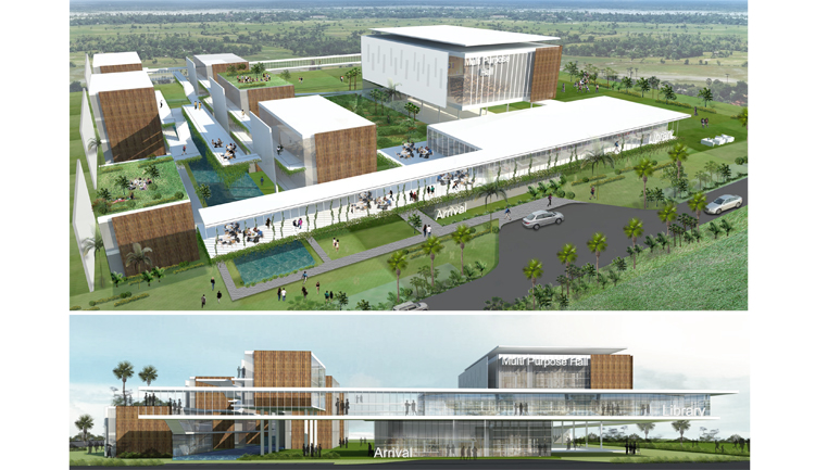 PROPOSED CENTRE BANKING STUDIES , PHNOM PENH CAMBODIA