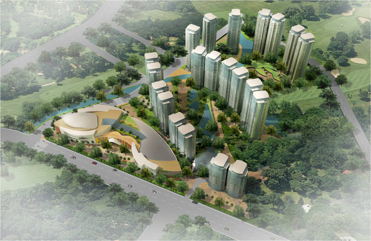 PROPOSED MIXED DEVELOPMENT AT ZHONG SHANG, CHINA